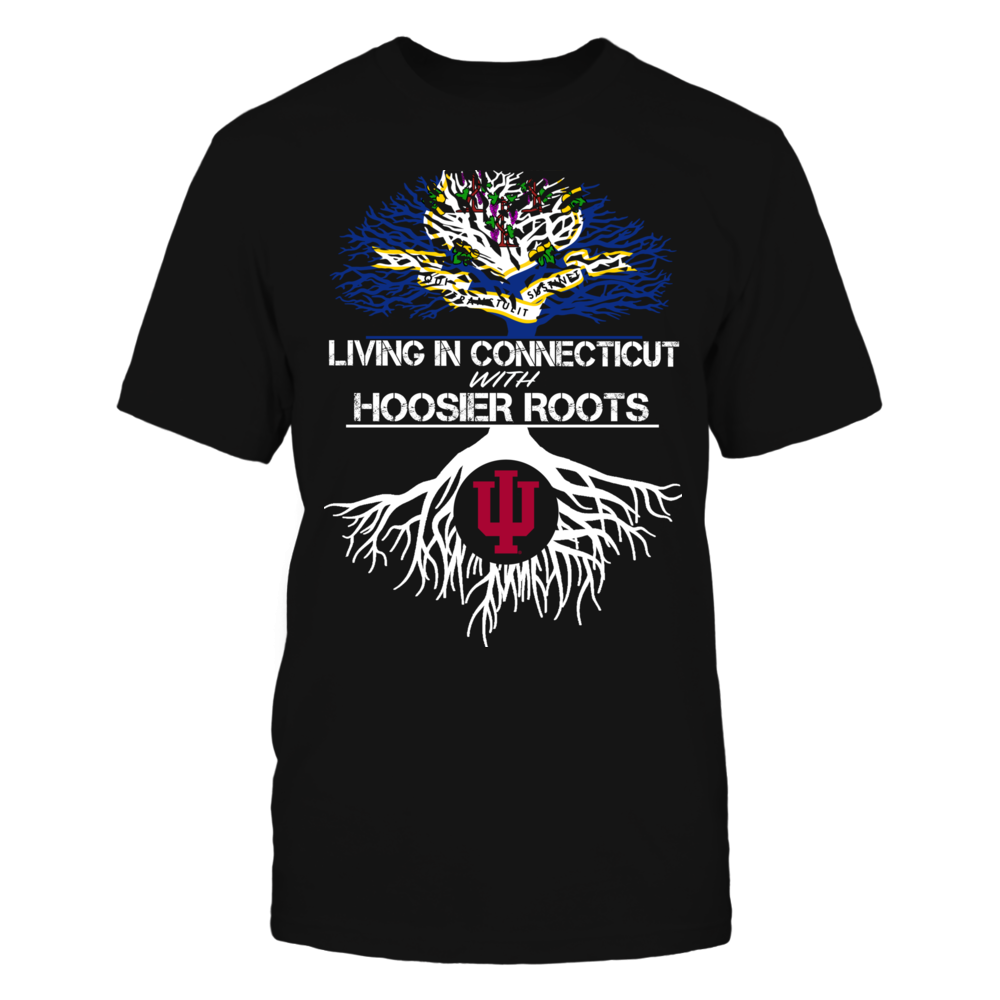 Indiana Hoosiers - Living Roots Connecticut Front picture