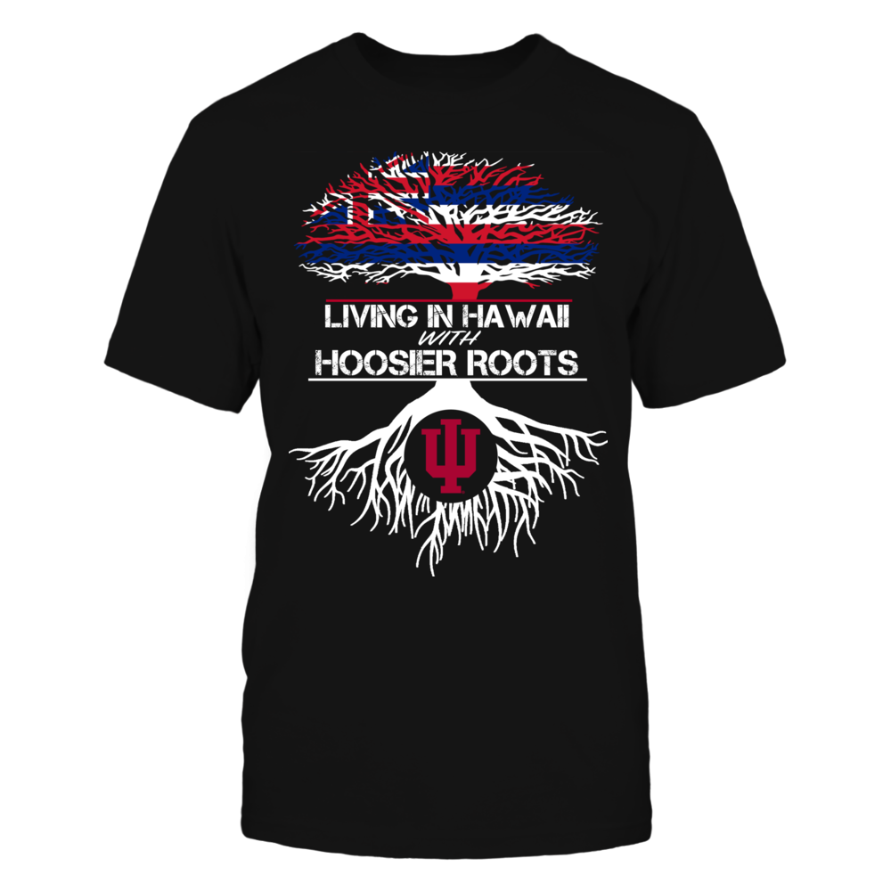Indiana Hoosiers - Living Roots Hawaii Front picture
