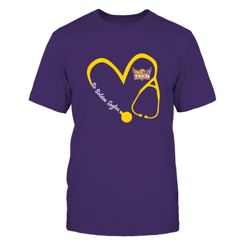 Tennessee Tech Golden - Heart 3-4 - Nurse Front picture