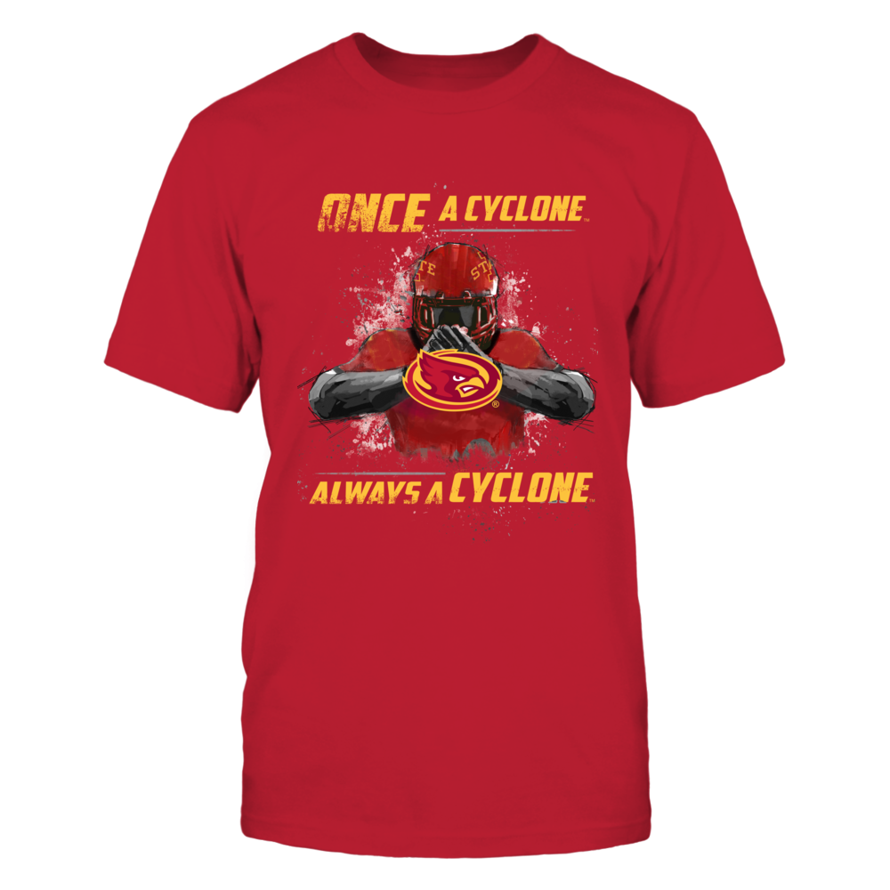 Iowa State Cyclones - Once A Cyclone Front picture
