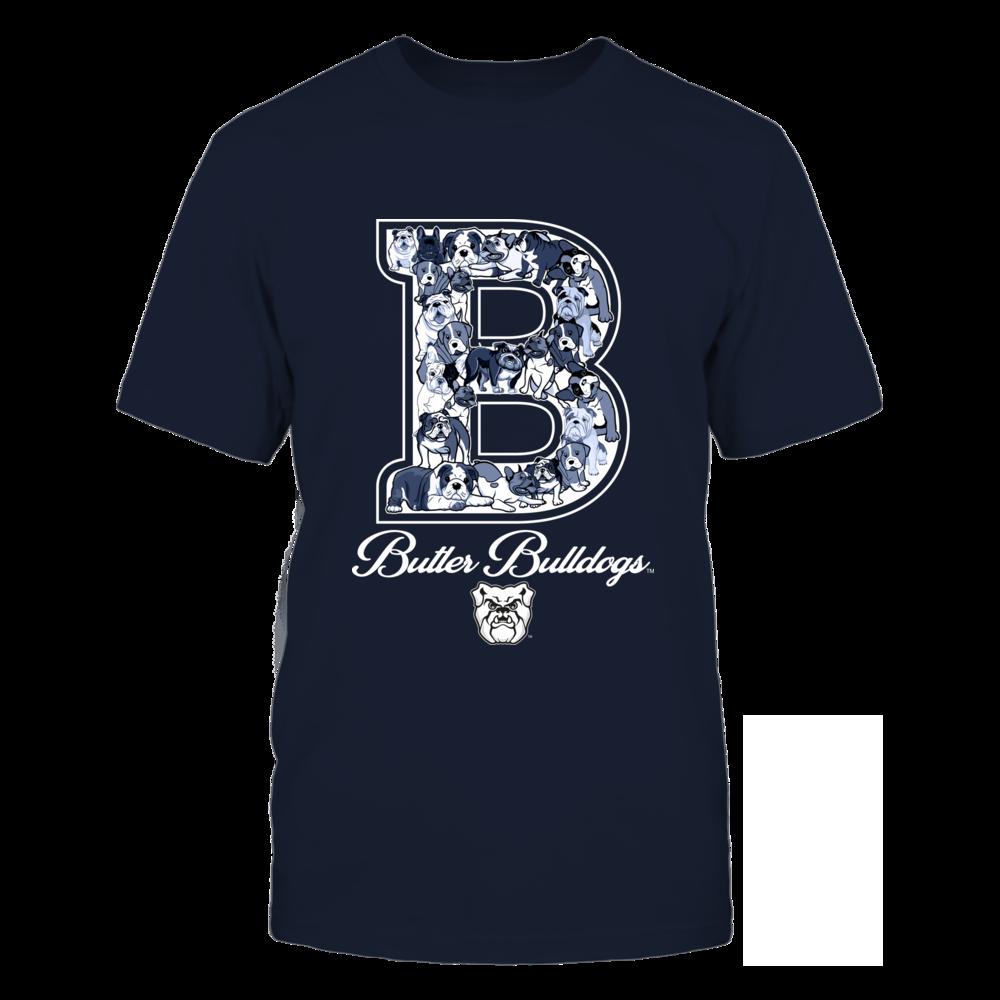 Butler Bulldogs - Bulldogs Logo Front picture