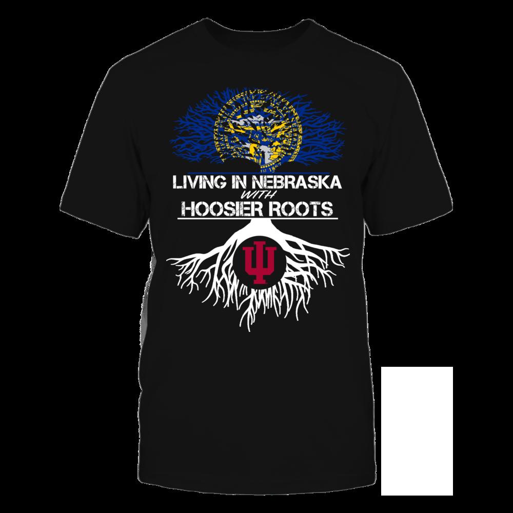 Indiana Hoosiers - Living Roots Nebraska Front picture