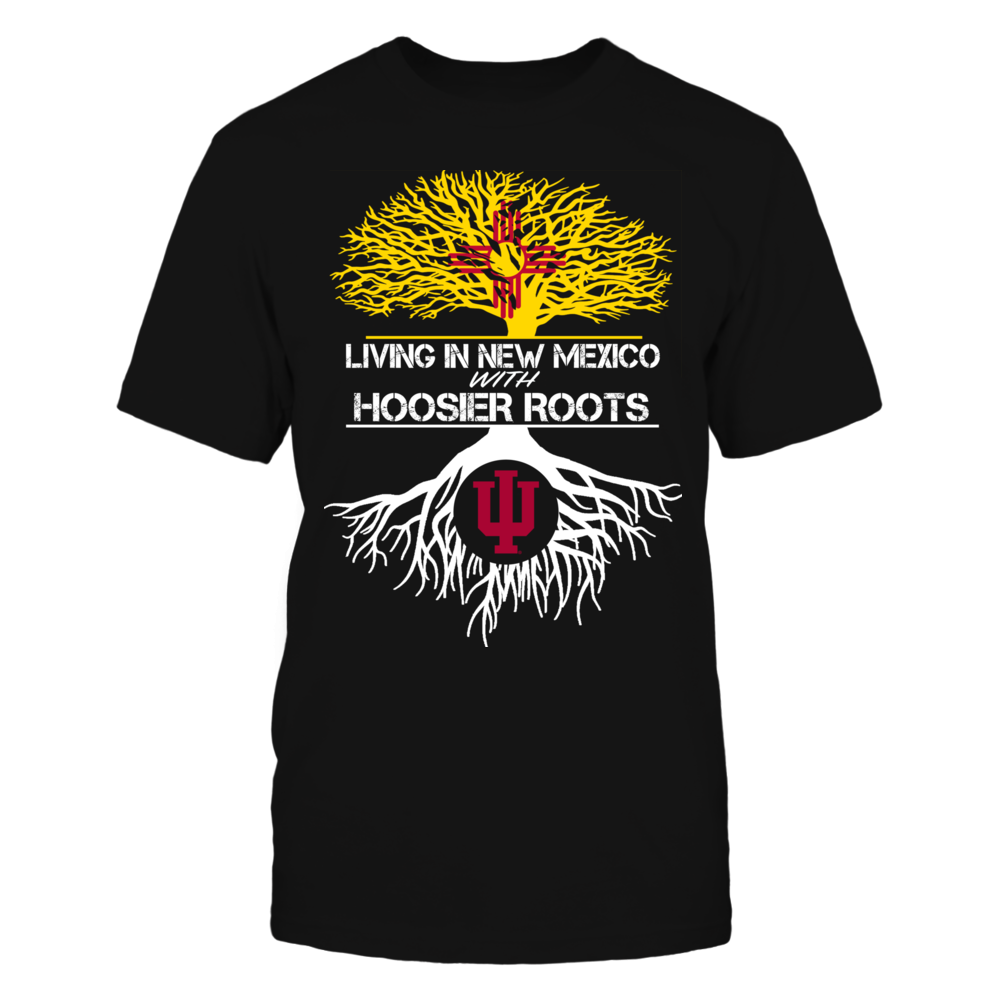 Indiana Hoosiers - Living Roots New Mexico Front picture