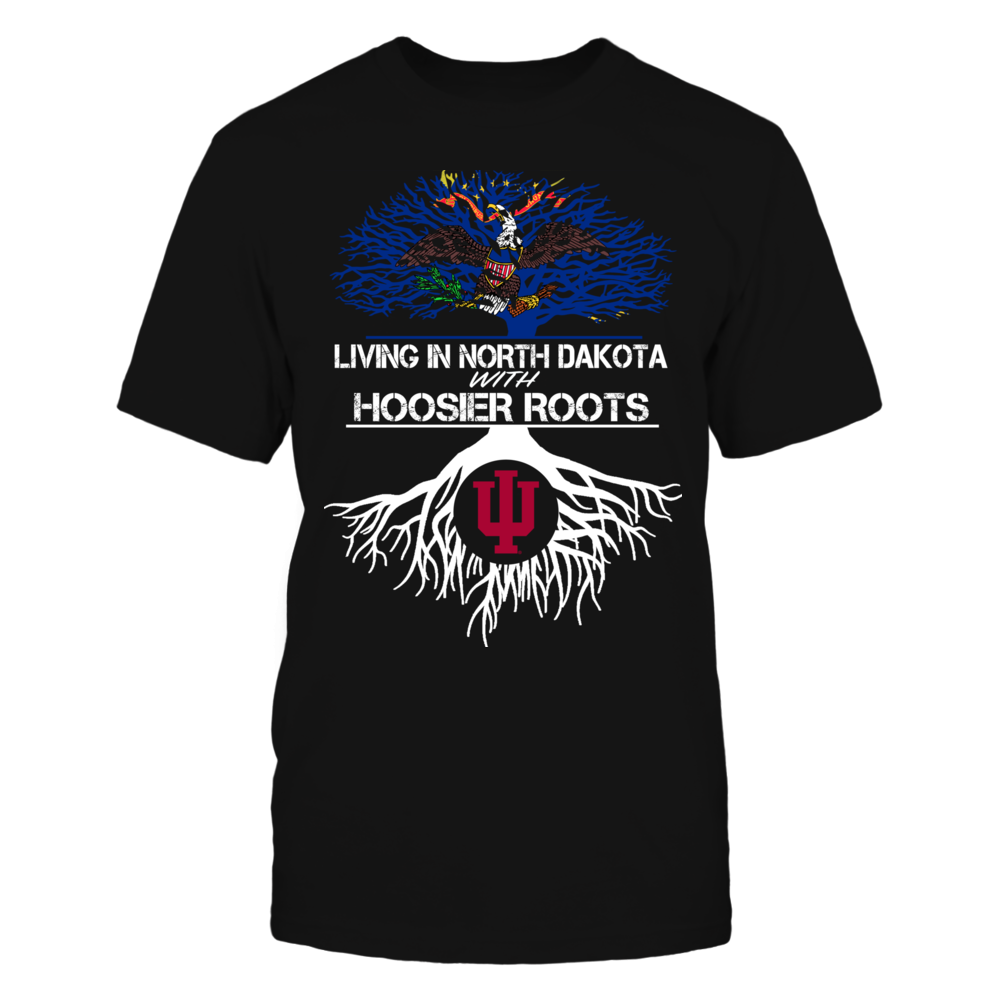 Indiana Hoosiers - Living Roots North Dakota Front picture