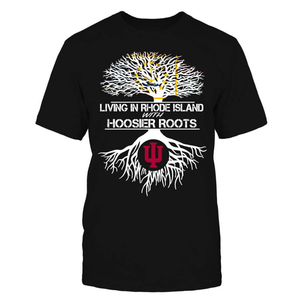 Indiana Hoosiers - Living Roots Rhode Island Front picture