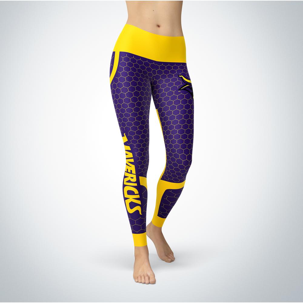 Sporty Design - Minnesota State Mavericks Leggings Front picture