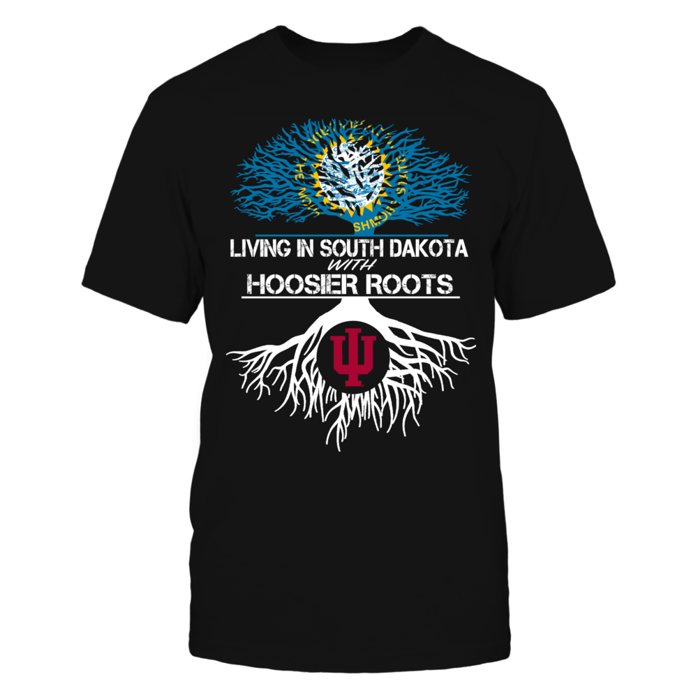 Indiana Hoosiers - Living Roots South Dakota Front picture
