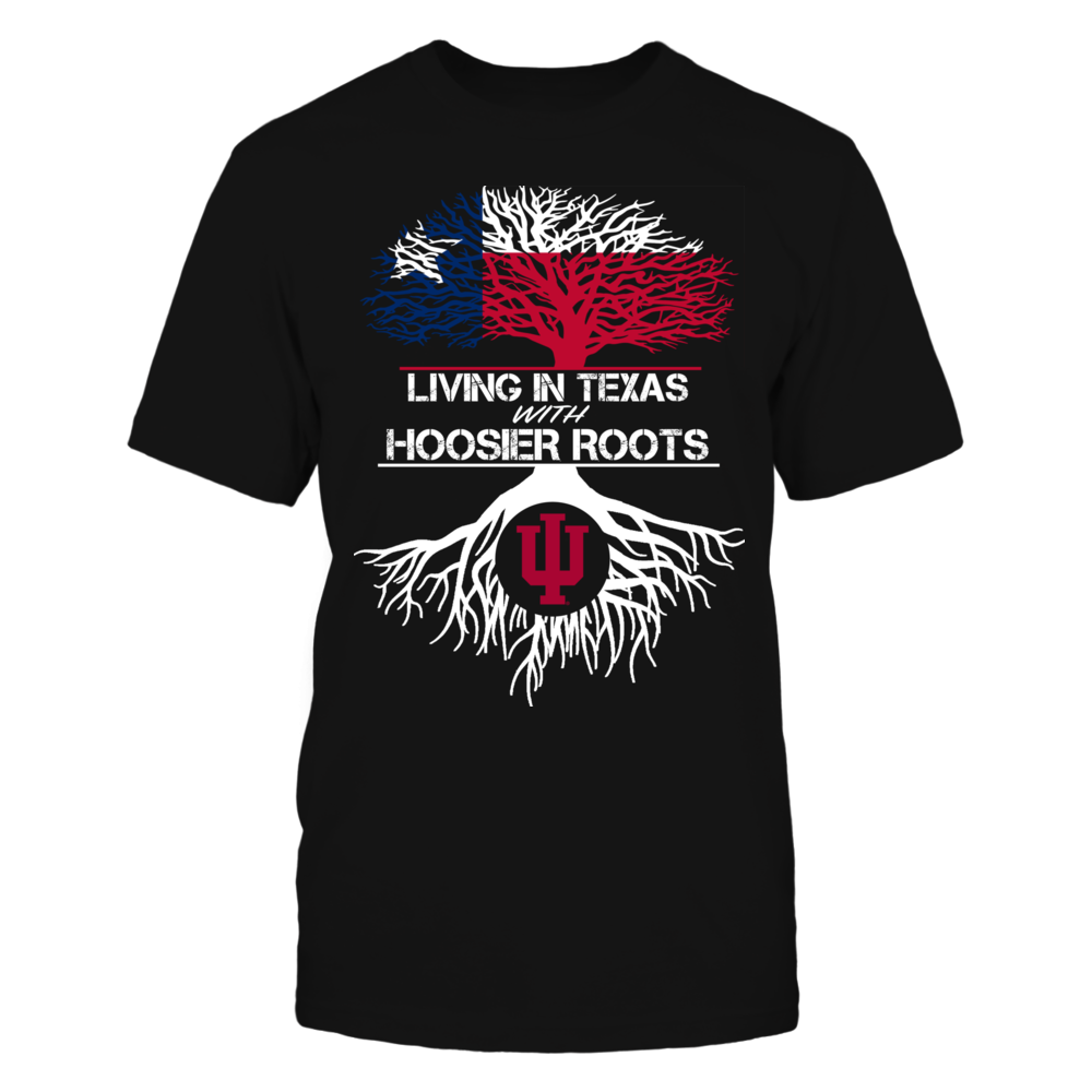 Indiana Hoosiers - Living Roots Texas Front picture