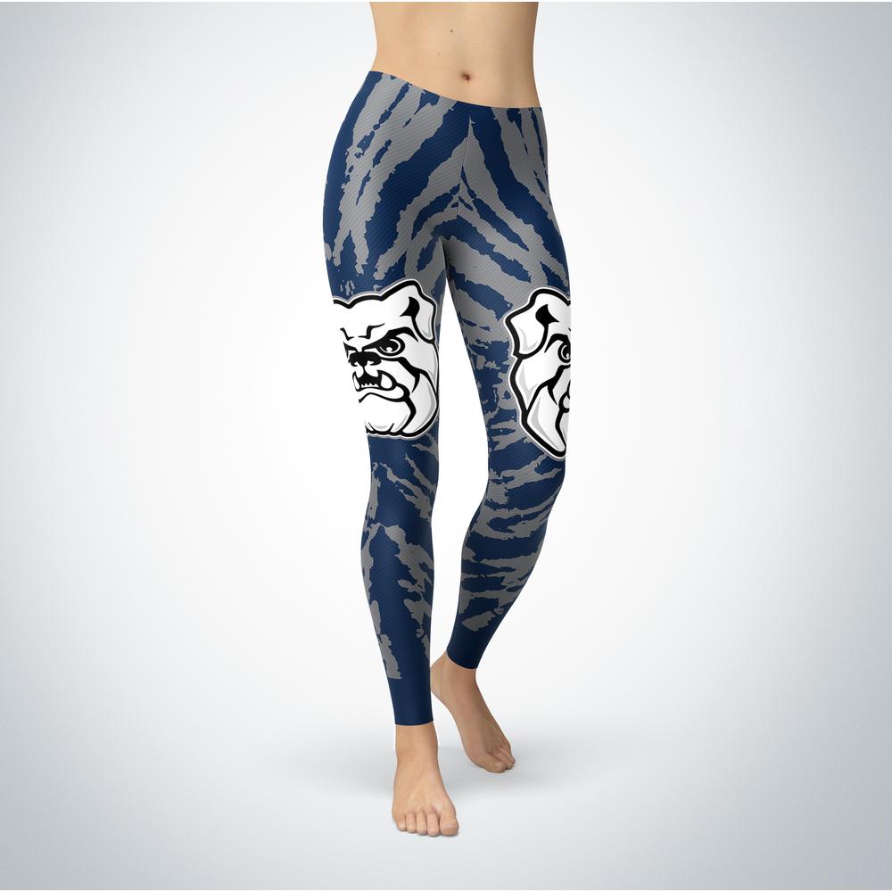 Tie Dye Design - Butler Bulldogs Leggings Front picture