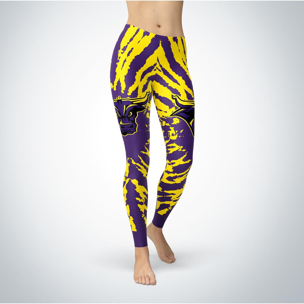 Tie Dye Design - Minnesota State Mavericks Leggings Front picture