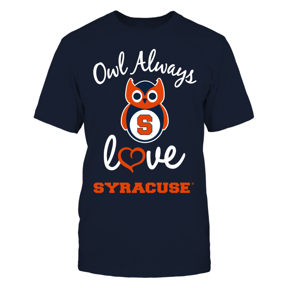 Syracuse Orange - Owl Always Front picture