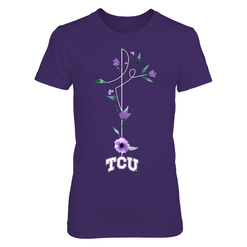 TCU Horned Frogs - Fe' (Faith) Front picture