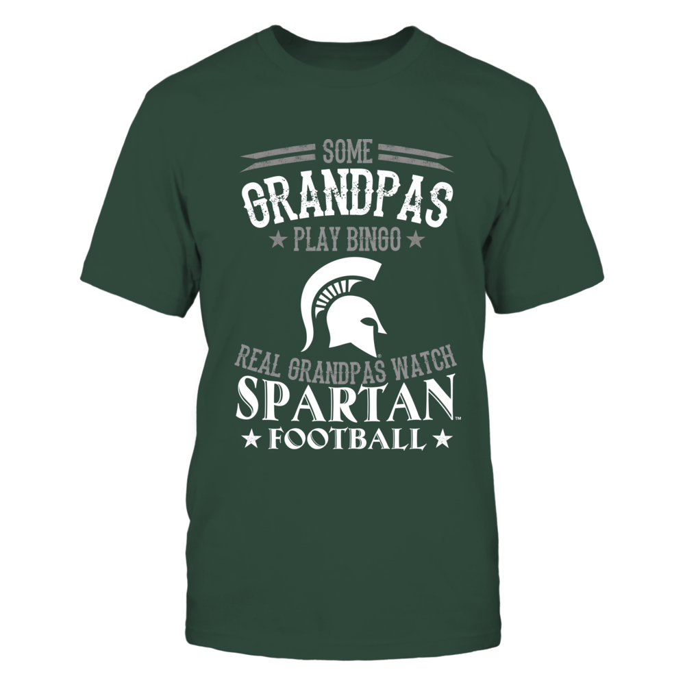 Michigan State Spartans - Real Grandpas Front picture