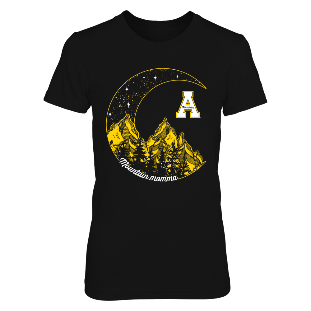 Appalachian State Mountaineers - Mountain Momma Moon Front picture