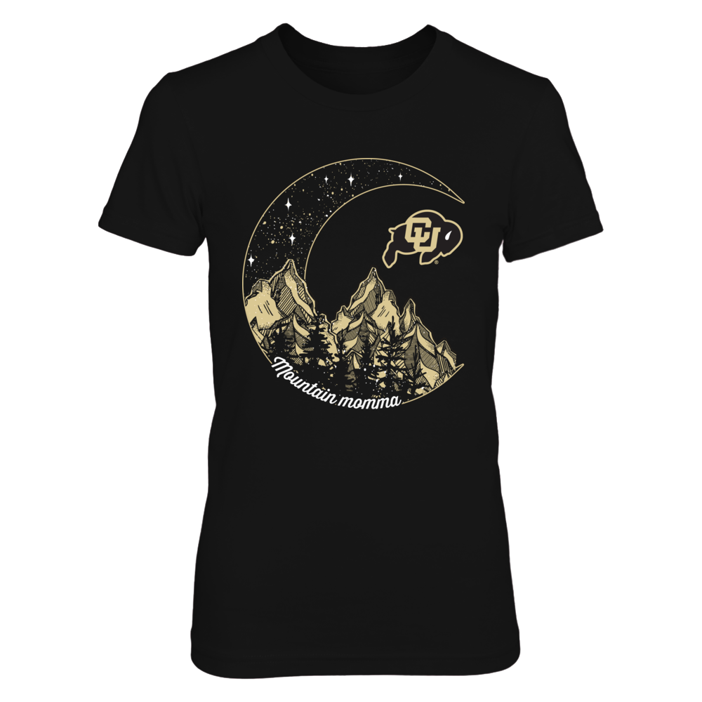Colorado Buffaloes - Mountain Momma Moon Front picture