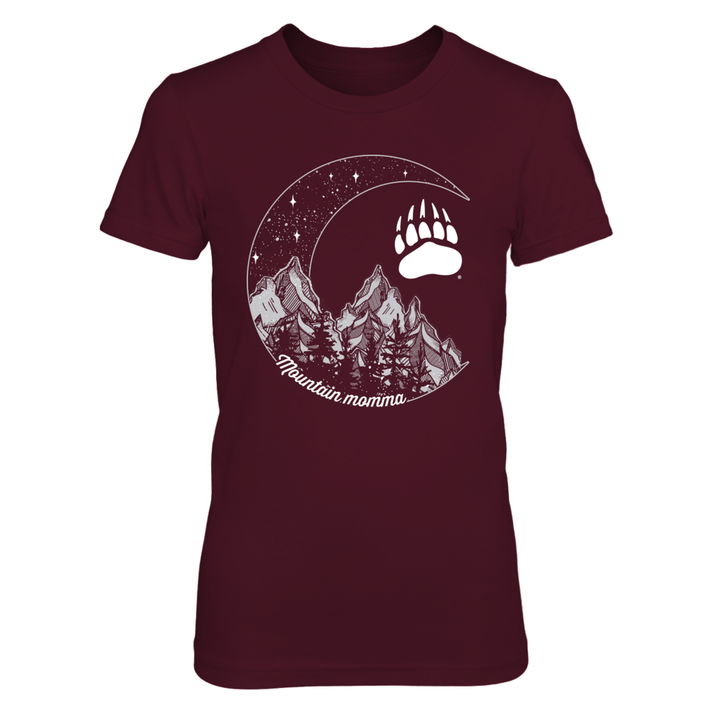 Montana Grizzlies - Mountain Momma Moon Front picture