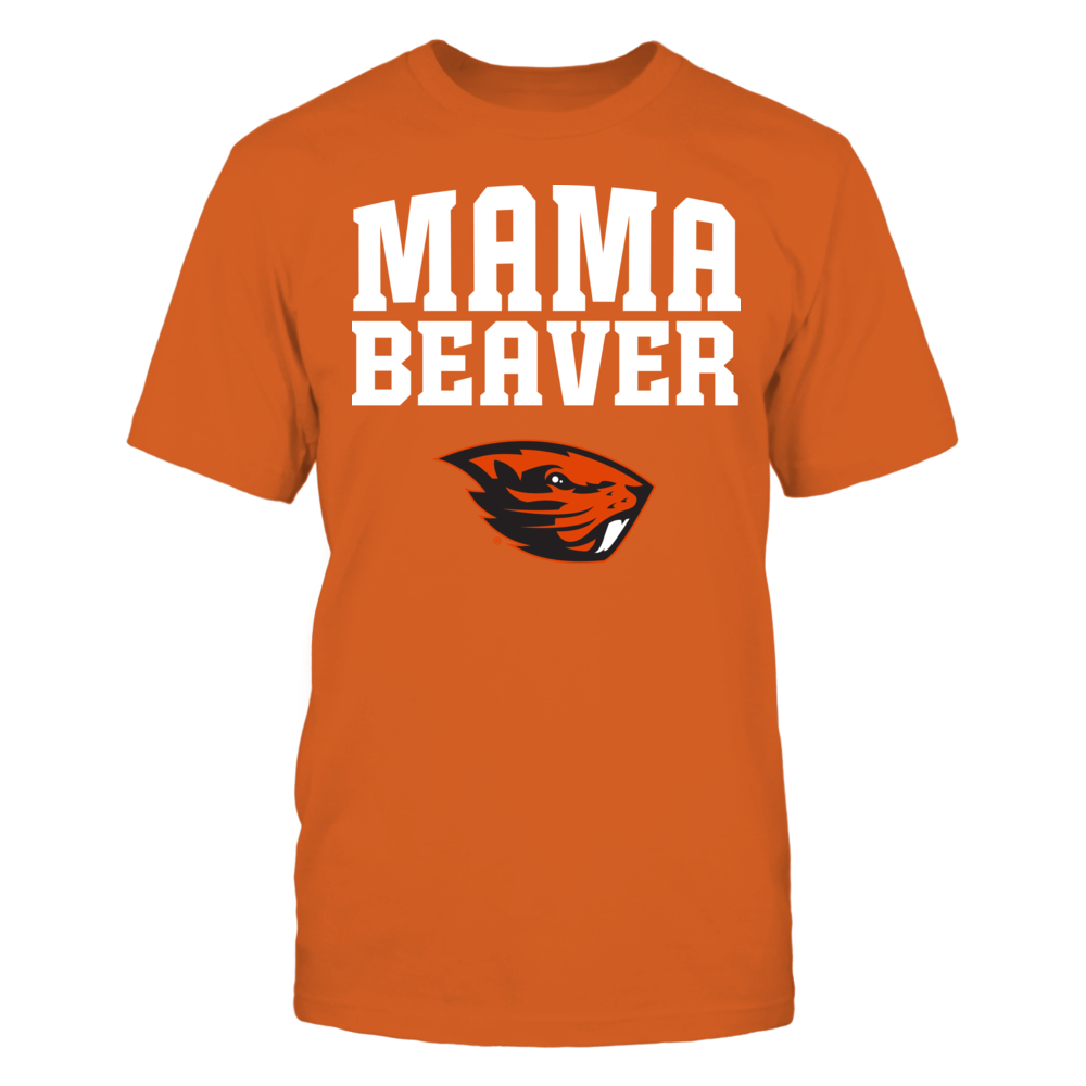 Oregon State Beavers - Mama Mascot Front picture