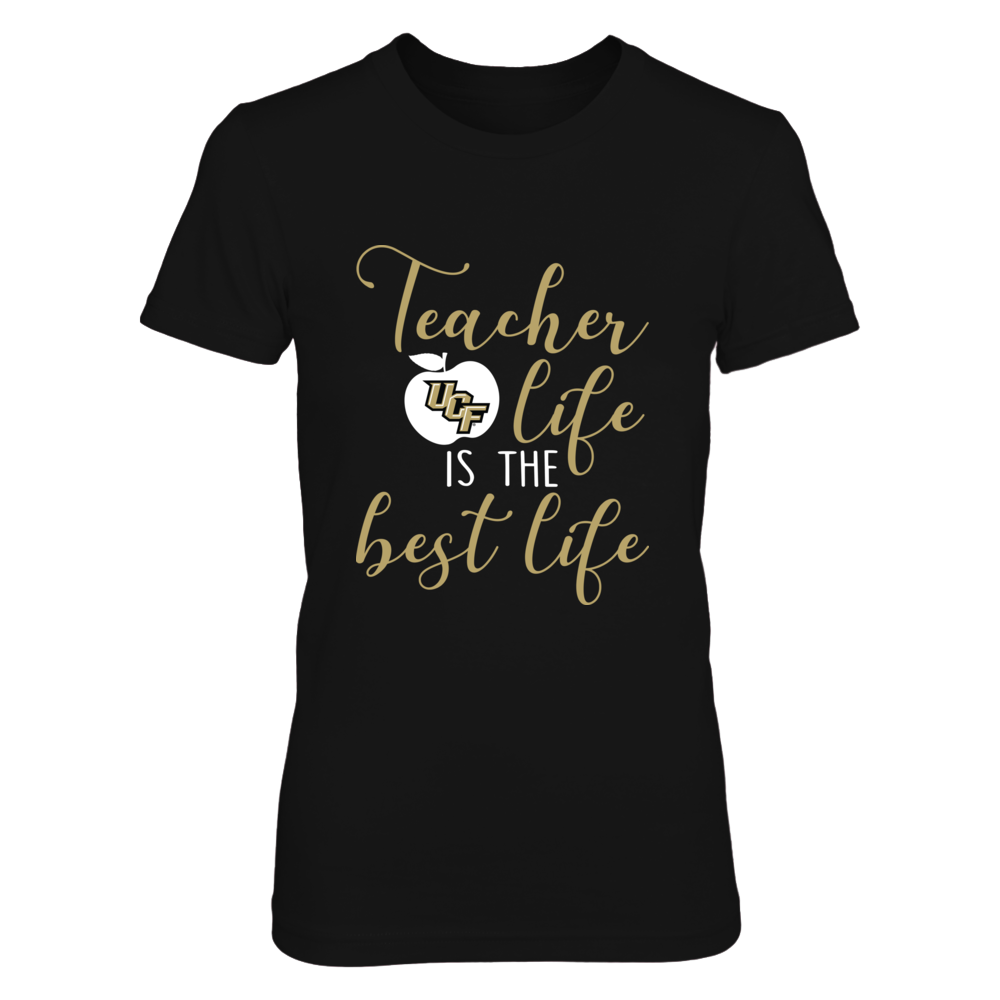 UCF Knights - Teacher Life Is The Best Life Front picture