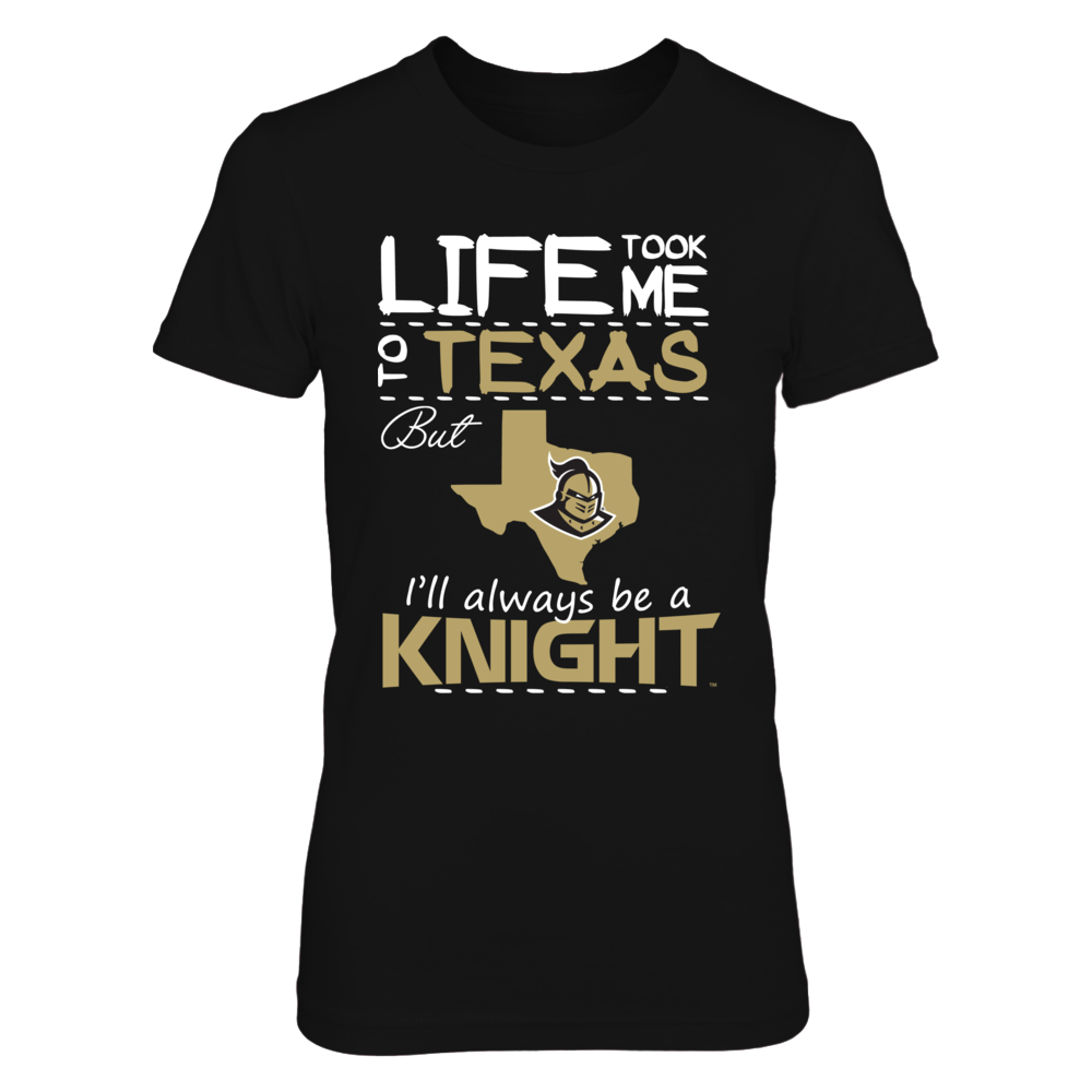 UCF Knights - Life Took Me To Texas Front picture