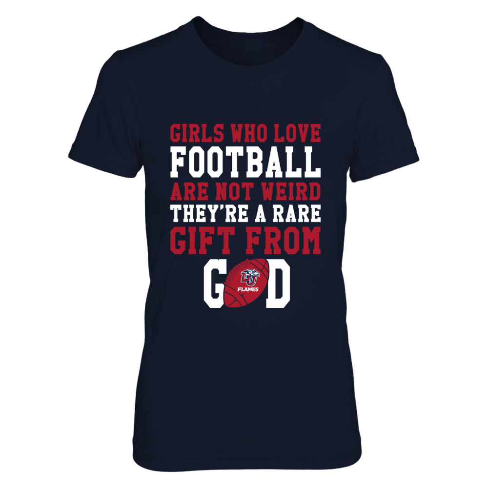 Liberty Flames - Gift From God Front picture