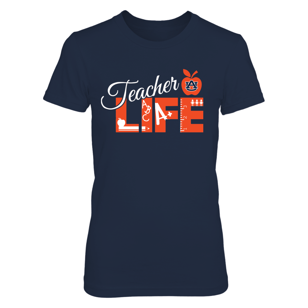 Auburn Tigers - Life Of Teacher Front picture