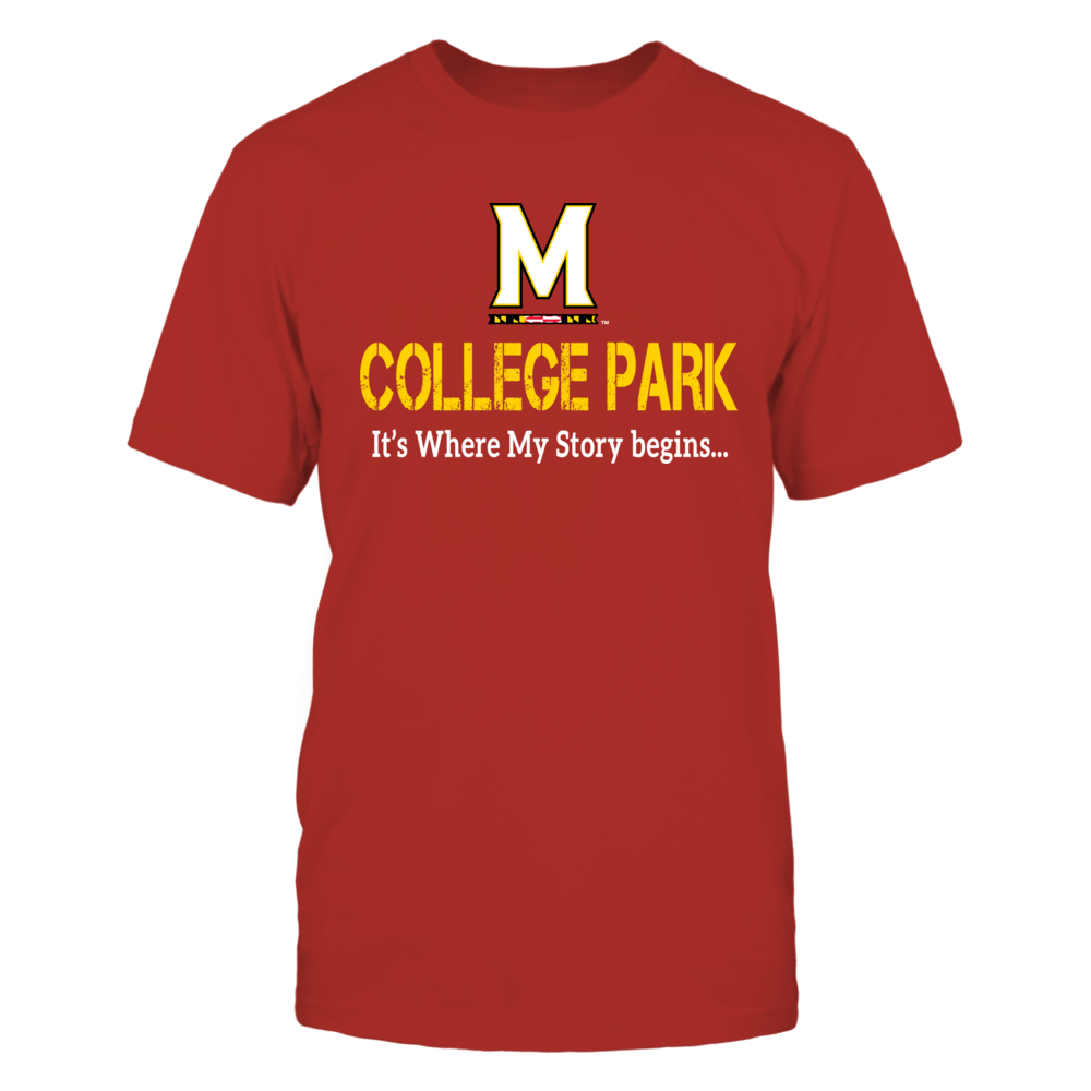 College Park Maryland Front picture