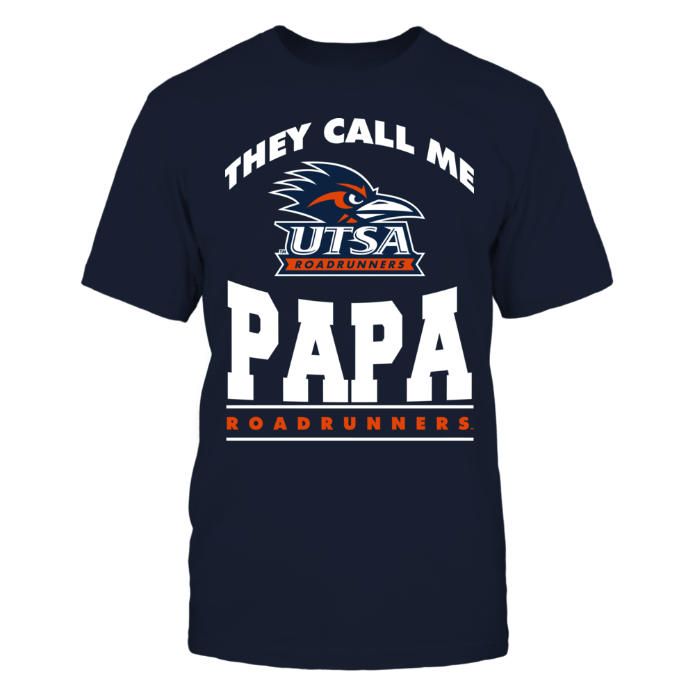 UTSA Roadrunners - They Call Me Papa Front picture