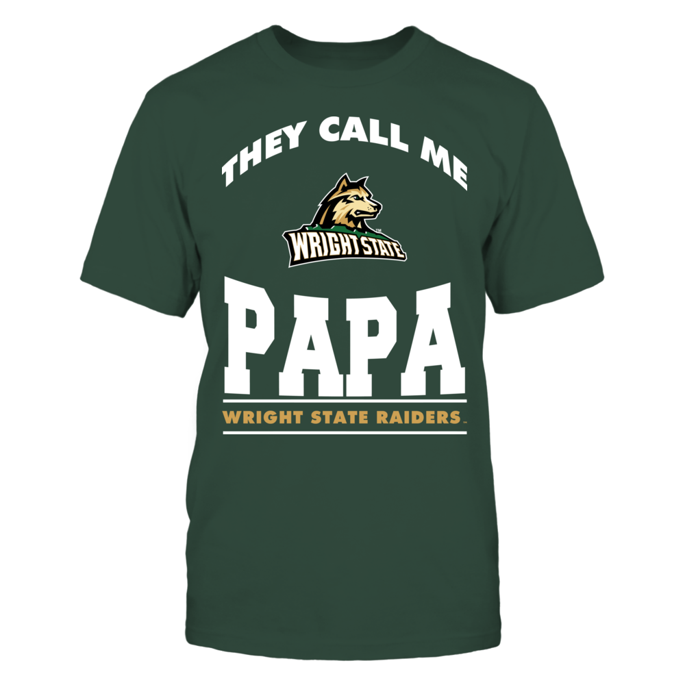 Wright State Raiders - They Call Me Papa Front picture