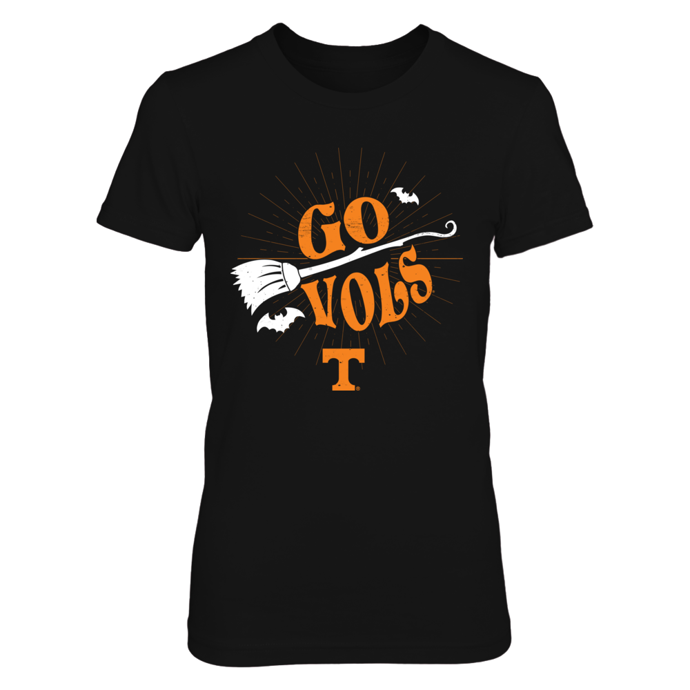 Tennessee Volunteers - Broomstick Cloudtext Front picture