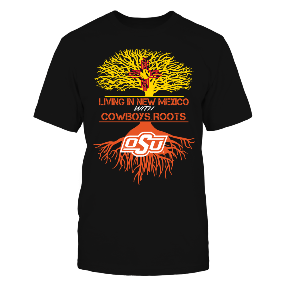 Oklahoma State Cowboys - Living Roots New Mexico Front picture