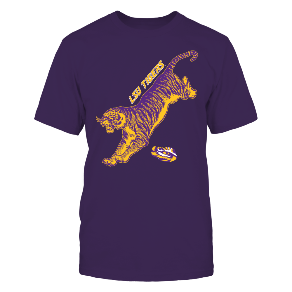 LSU Tigers - Easy Tiger Front picture