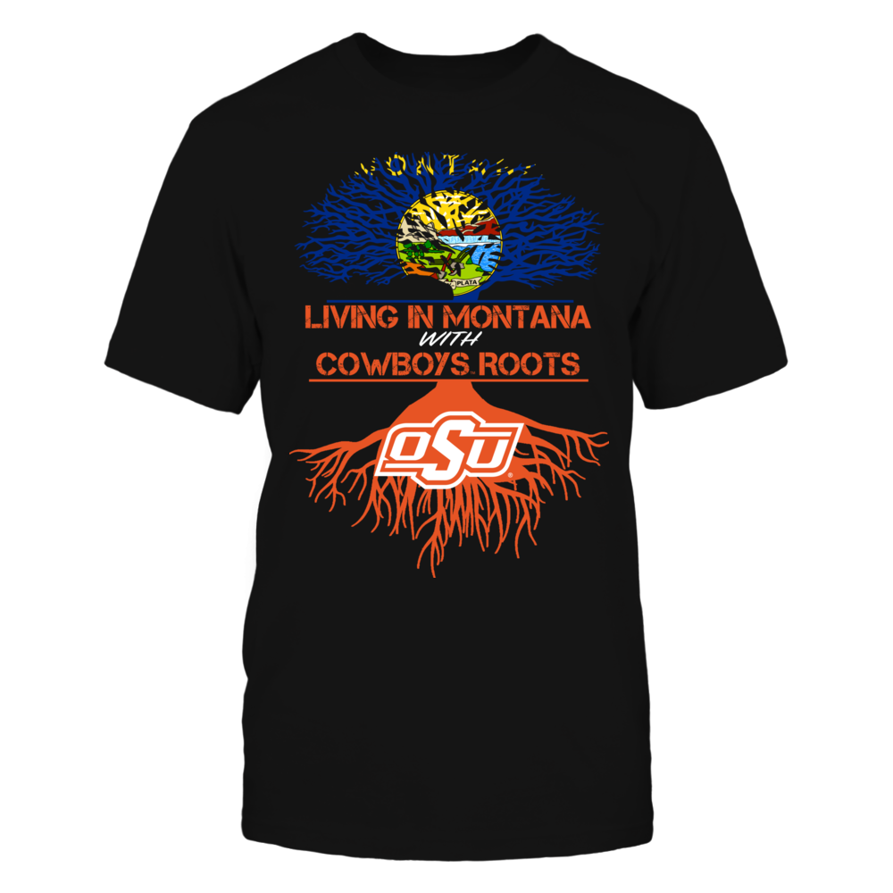 Oklahoma State Cowboys - Living Roots Montana Front picture