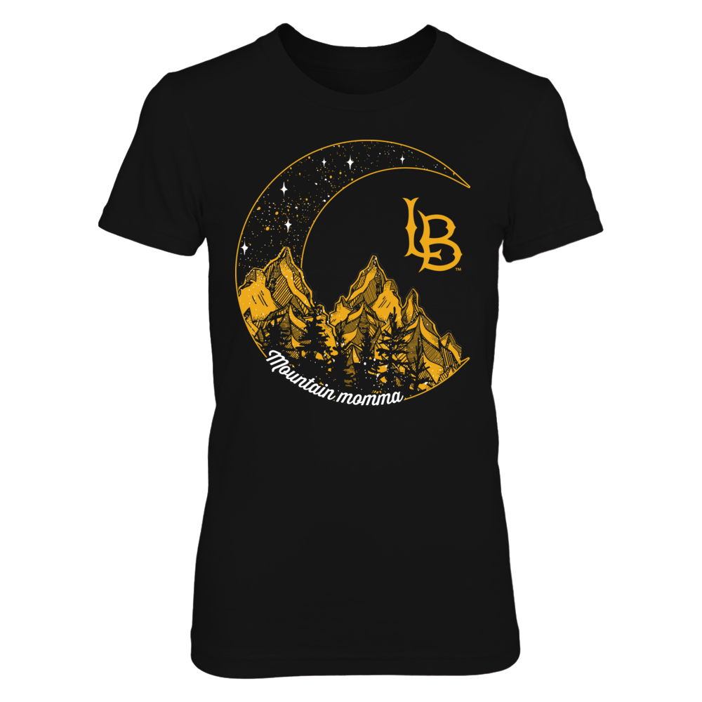 Long Beach State 49ers - Mountain Momma Moon Front picture