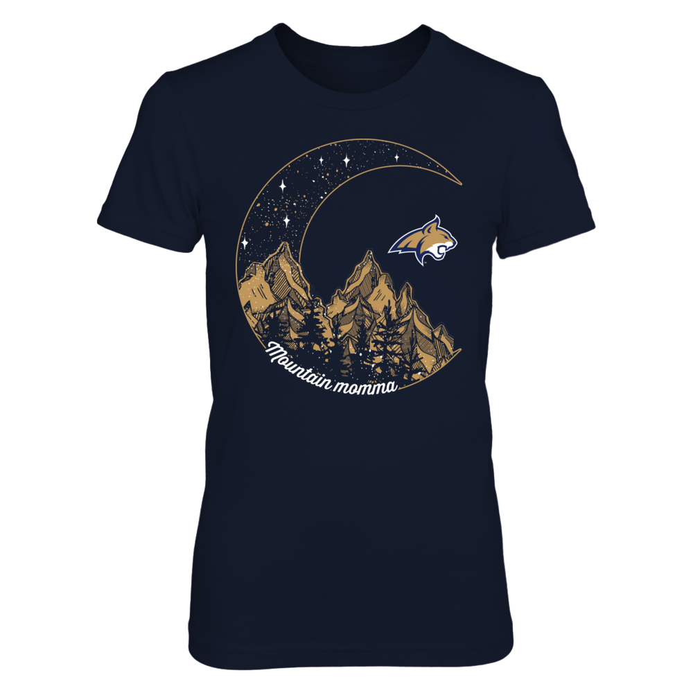Montana State Bobcats - Mountain Momma Moon Front picture