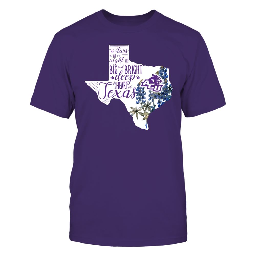 Abilene Christian Wildcats - Flower Texas Front picture