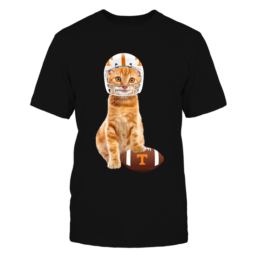Tennessee Volunteers - Cats In Football Jersey Front picture
