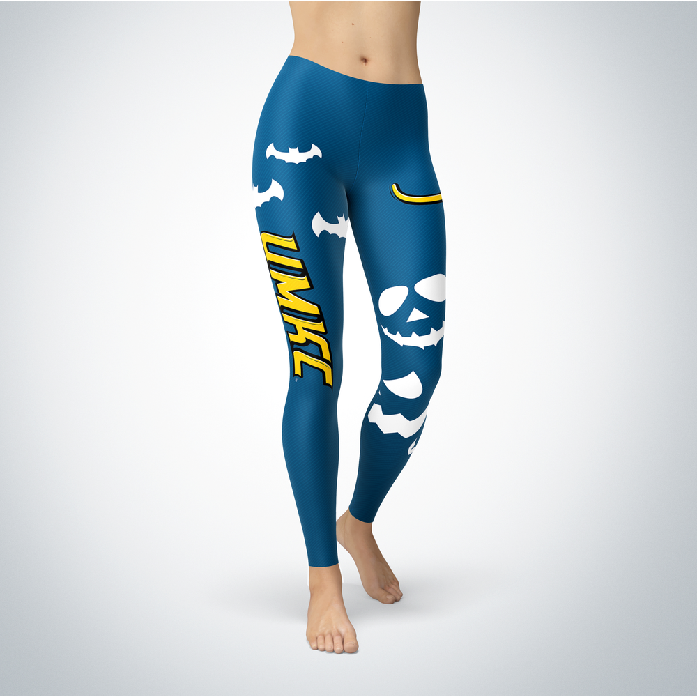 Halloween Design - UMKC Kangaroos - Leggings Front picture