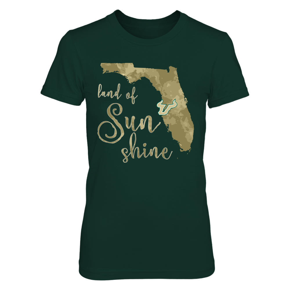 South Florida Bulls - Land Of Sunshine Front picture