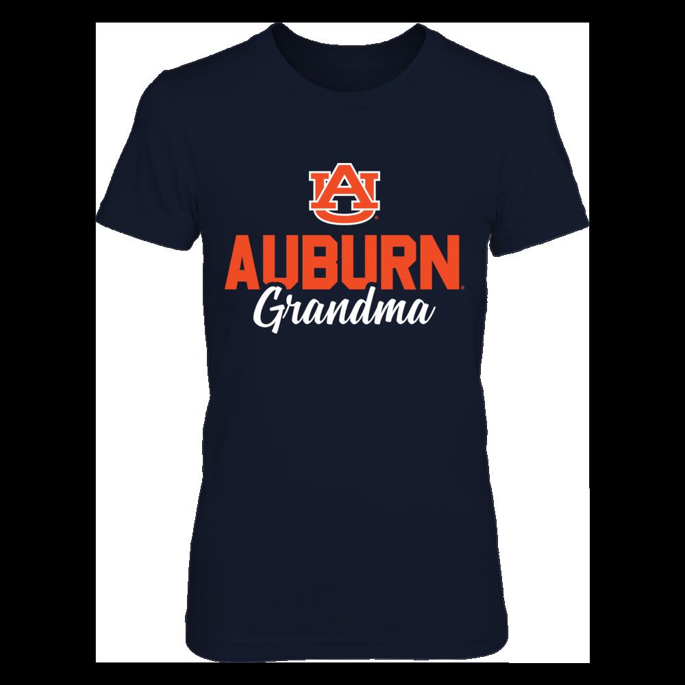 Auburn Tigers Grandma T-Shirt T-Shirt | Tank Front picture