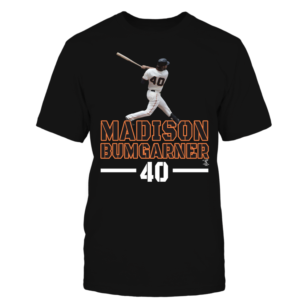 Madison Bumgarner Goes Yard Front picture