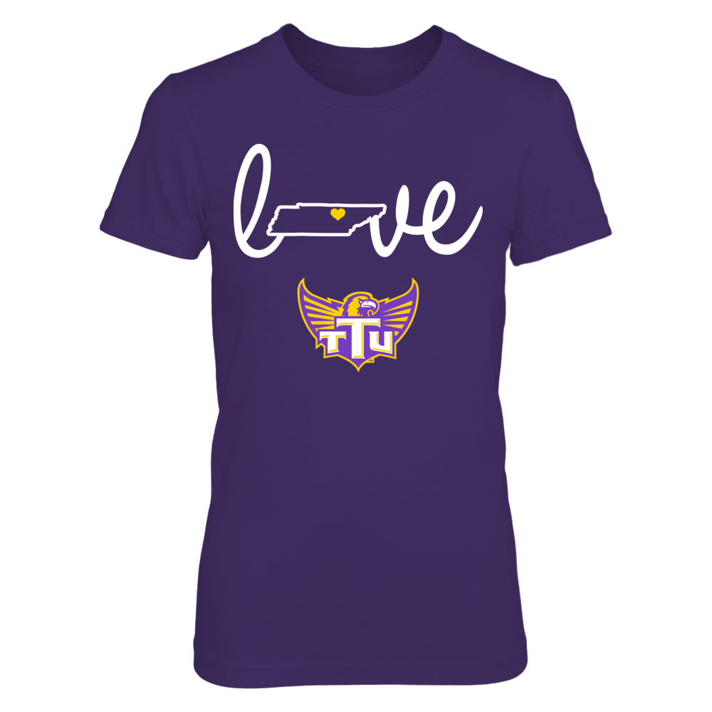 Tennessee Tech Golden Eagles - State Love Front picture