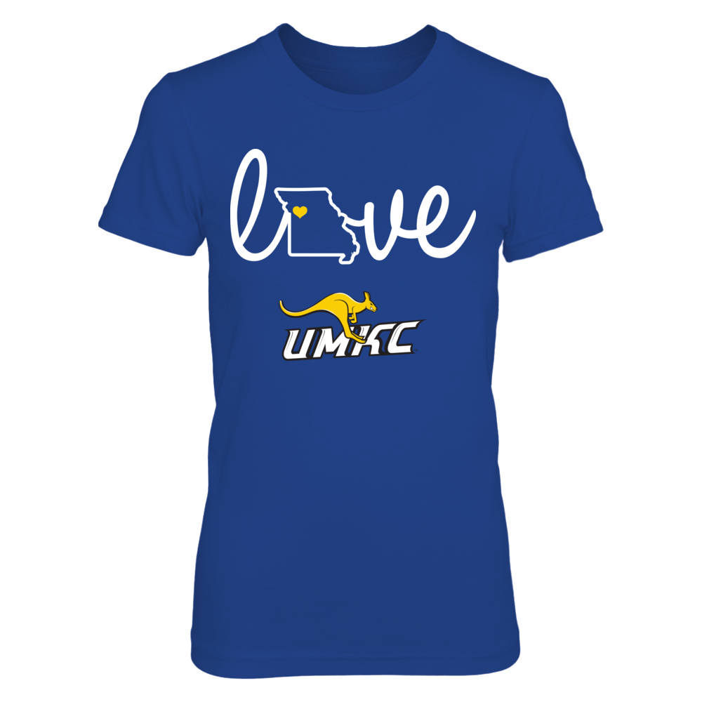 UMKC Kangaroos - State Love Front picture