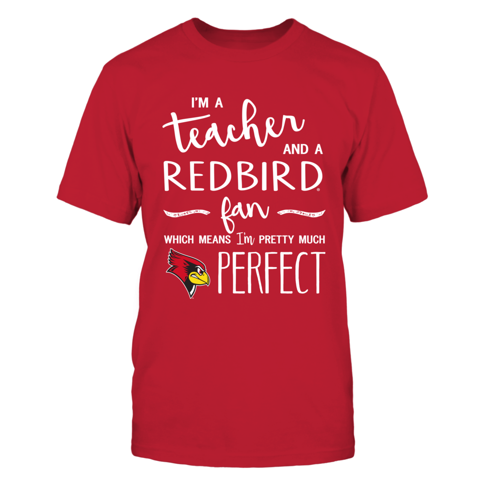 Illinois State Redbirds - Perfect Teacher - IF-IC13-DS37 Front picture