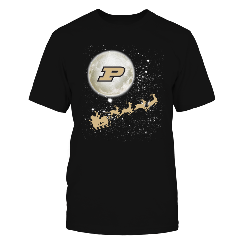 Purdue Boilermakers - Christmas - Football Sleigh Front picture