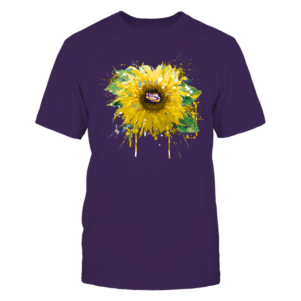 LSU Tigers - Color Drop Sunflower Front picture