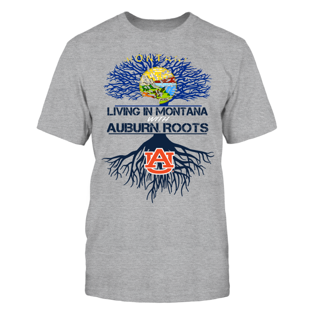 Auburn Tigers - Living Roots Montana Front picture