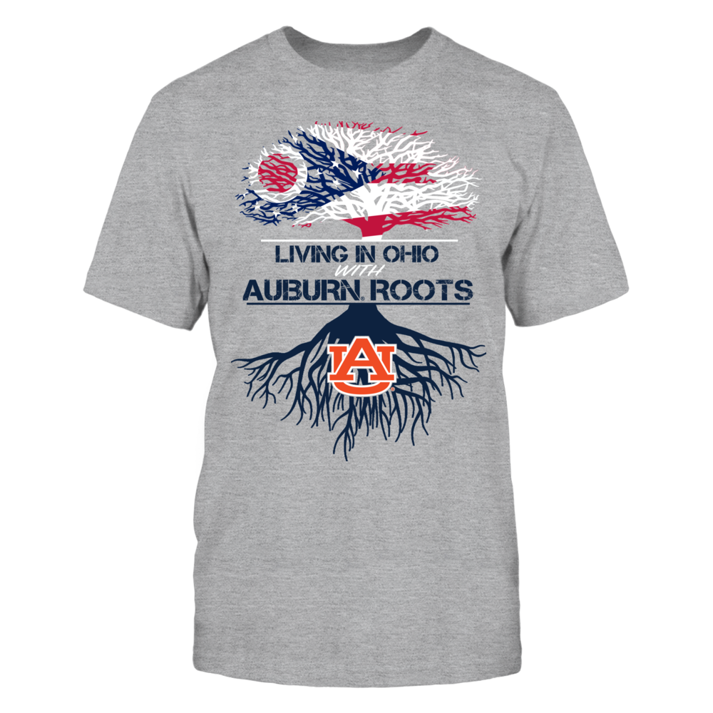 Auburn Tigers - Living Roots Ohio Front picture