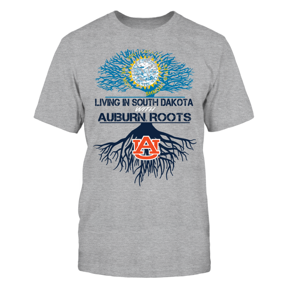 Auburn Tigers - Living Roots South Dakota Front picture