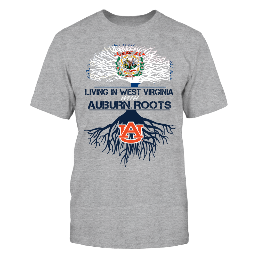 Auburn Tigers - Living Roots West Virginia Front picture