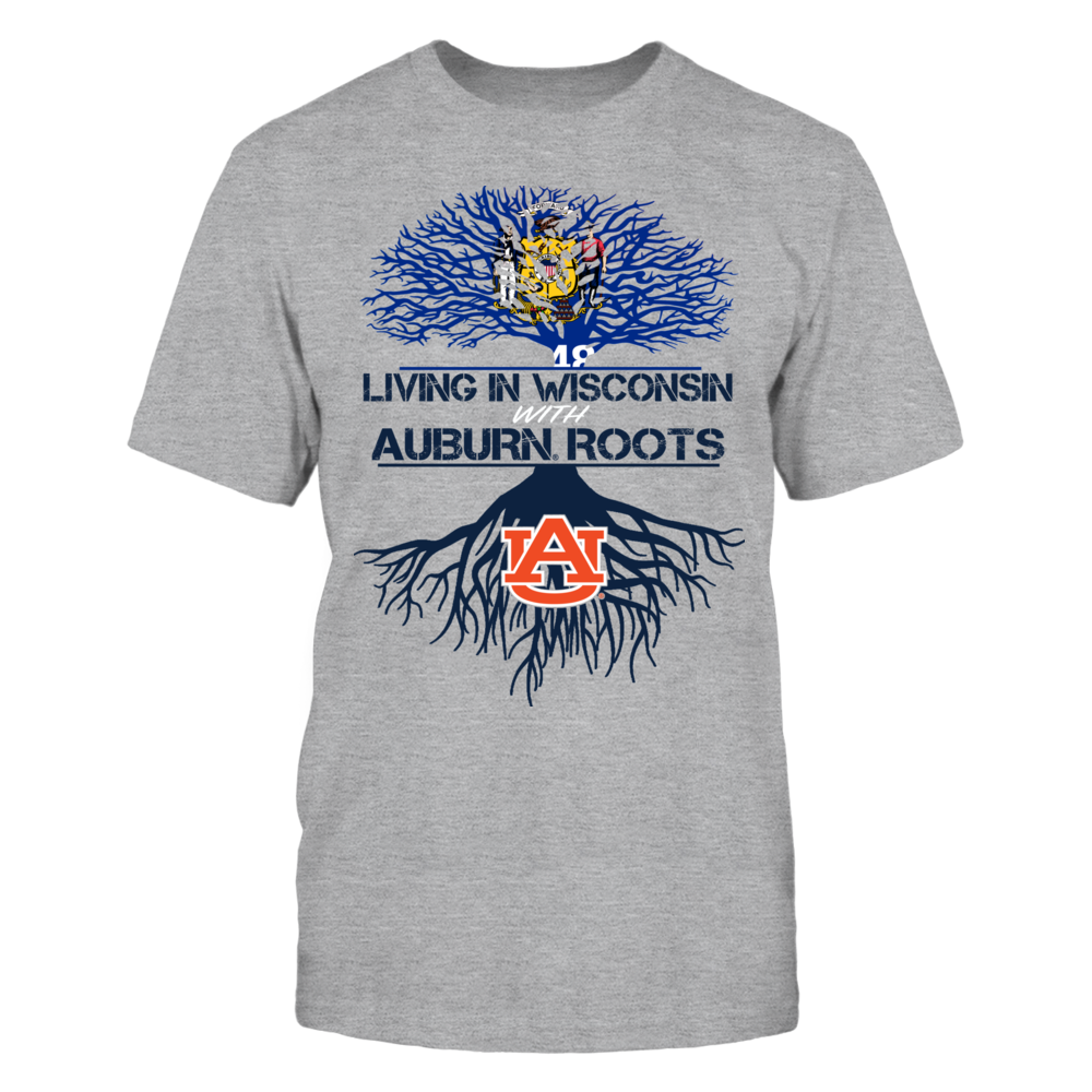 Auburn Tigers - Living Roots Wisconsin Front picture